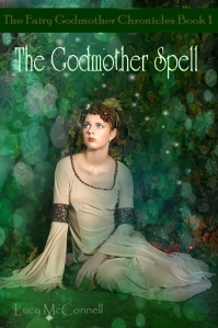 The Godmother Spell Front Cover