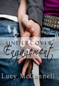 Undercover Engagement front cover