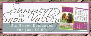 Summer In Snow Valley Blog Tour Banner 99 cents