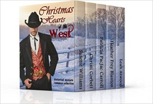 Christmas Hearts of the West