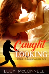 Enjoy this sports romance with a mistaken identity twist today!