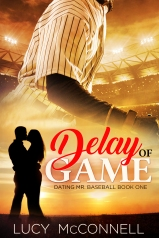 "The more she learns about Blake the harder it is to stick to the ""no dating players"" rule. Can she walk away from the career she's always dreamed of to have the man of her dreams or will the rule be a permanent delay of game?"