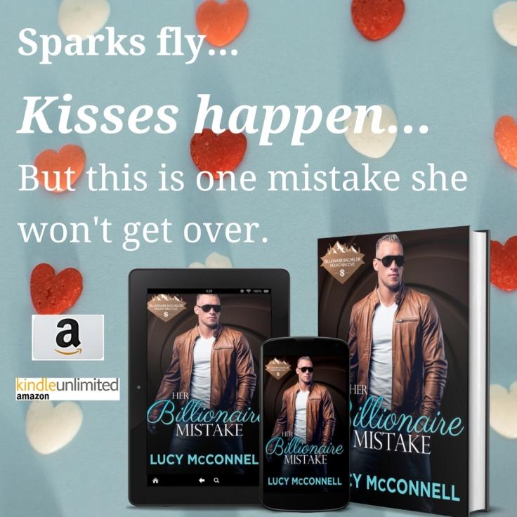 Sparks fly... Kisses happen... (2)